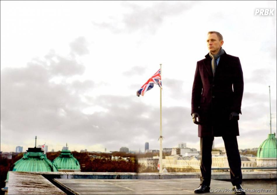 L'agent secret britannique à la conquête des Etats-Unis