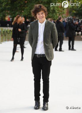 Harry Styles a un peu perdu son sourire en ce moment !