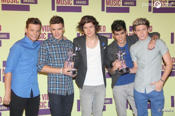 Les One Direction : Ils se la jouent incognito sur Twitter !