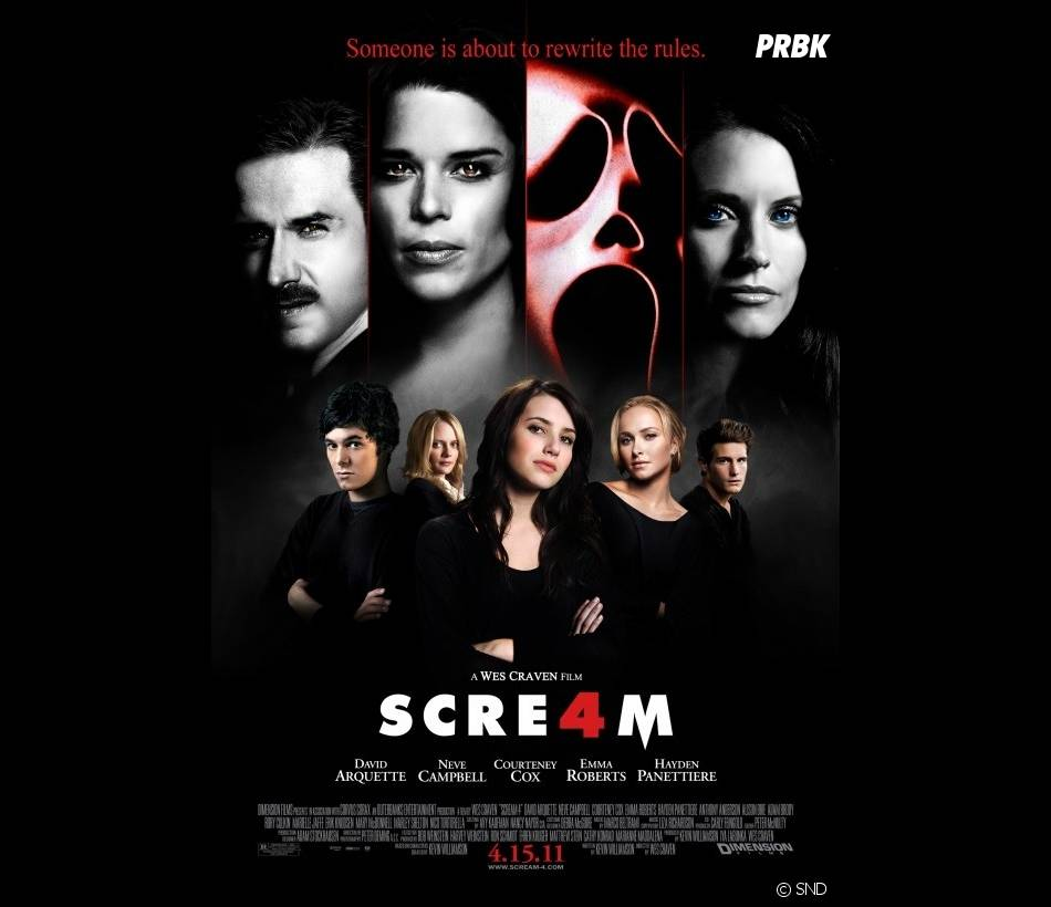Une suite de Scream 4 va-t-elle voir le jour ?