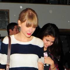 Selena Gomez consolée par Taylor Swift après sa rupture avec Justin Bieber ! (PHOTOS)