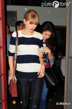 Taylor Swift console Selena Gomez après sa rupture avec Justin Bieber