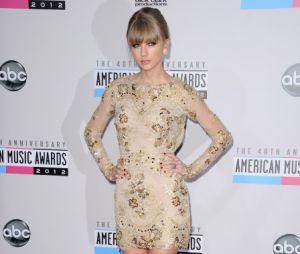 Taylor Swift, glam' sur le tapis rouge