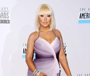 Christina Aguilera a déjà été plus à son avantage...