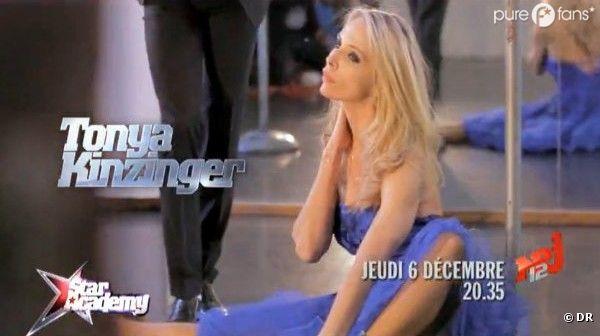 Tonya Kinzinger sera l'atout charme de la Star Academy 2012