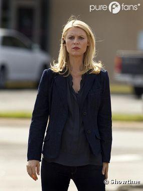 Carrie encore paumée dans l'épisode 9 de la saison 2 de Homeland !