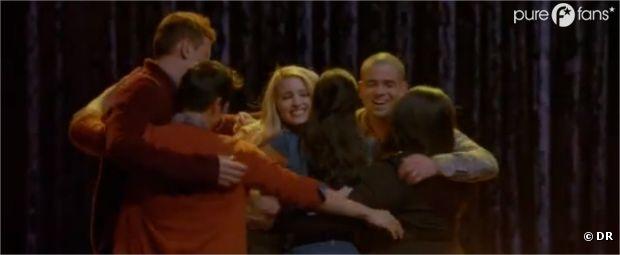 Des come-backs pour l'épisode 8 de la saison 4 de Glee