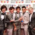 Les One Direction rêvent plus d'un duo avec Jay-Z qu'avec The Wanted !