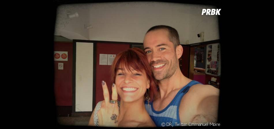 Robbie Williams portera-t-il chance à Emmanuel Moire et Fauve Hautot pour la finale de Danse avec les stars 2012 ?