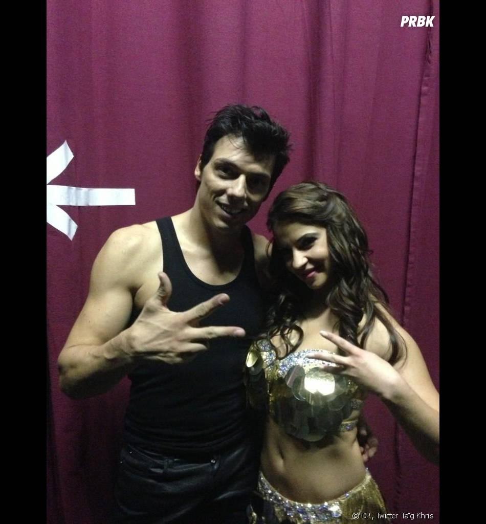 Malgré le show de Robbie Williams, Taïg Khris et Denitsa devront rester concentrés pour remporter Danse avec les stars 3 ?