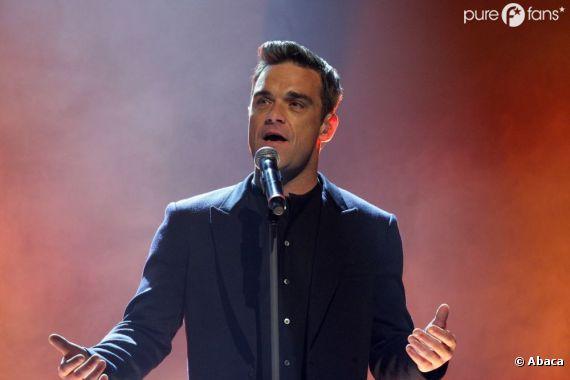 Robbie Williams va faire le show pour la finale de Danse avec les stars !
