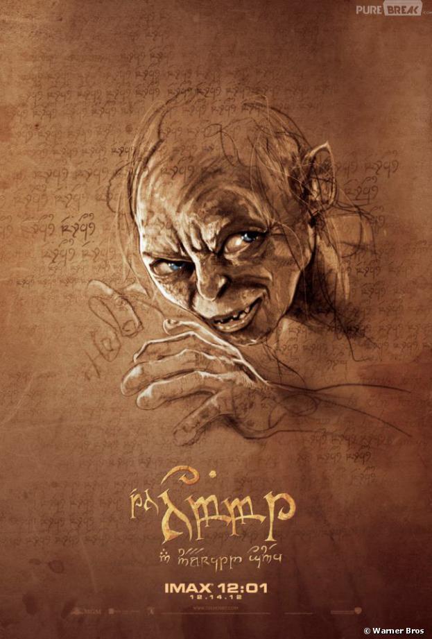 Gollum est toujours présent dans Bilbo le Hobbit