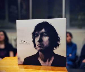 C'est parti pour l'écoute du nouvel album de Cali, Vernet Les Bains !