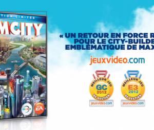 Vidéo des coulisses de SimCity