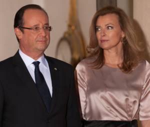 François Hollande a rédigé une lettre pour soutenir sa compagne