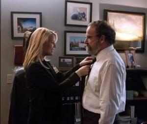 Saul va-t-il faire entendre à Carrie dans Homeland ?