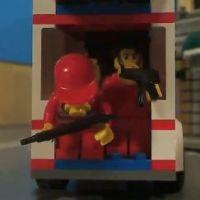 GTA 5 : nouveau trailer... en lego ! (VIDEO)