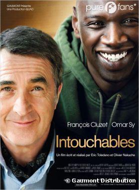 Intouchables nommé aux Golden Globes !
