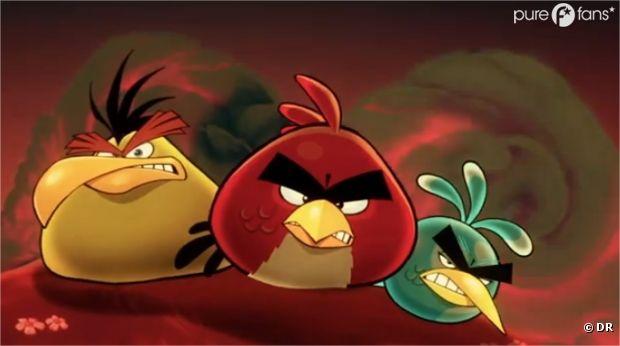 Les Angry Birds au cinéma en 2016 !