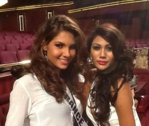 Marie Payet peut gagner la couronne de Miss Univers