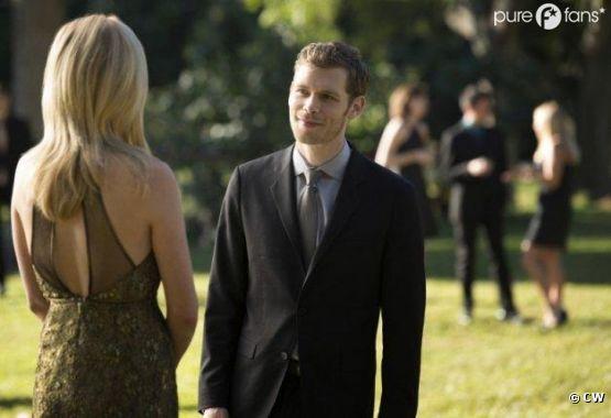 Klaus sera toujours aussi manipulateur dans la suite de la saison 4 de Vampire Diaries