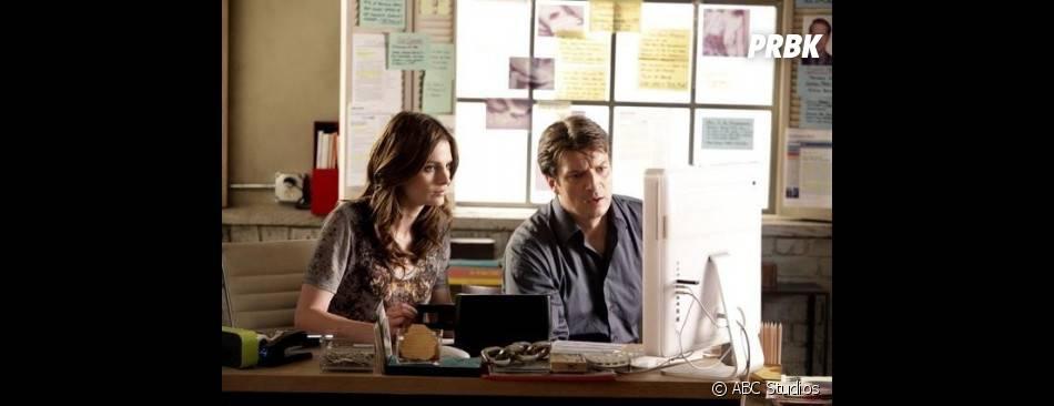 Pas de séparation entre Castle et Beckett !