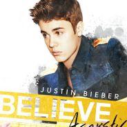Justin Bieber : la pochette sexy de son album acoustique !