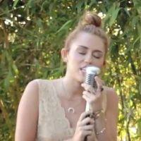 Miley Cyrus : Jolene, la vidéo simple et touchante !