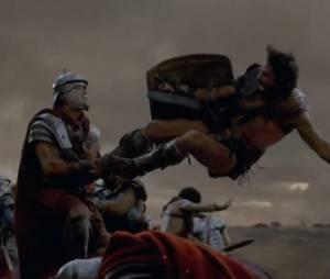 Beaucoup de combats à venir dans Spartacus