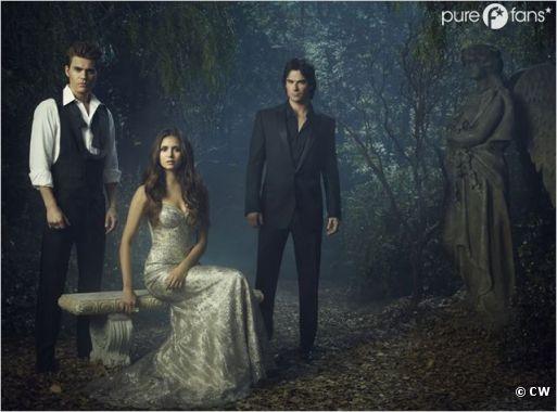 The Vampire Diaries se classe 8ème du classement des meilleurs épisodes de l'année