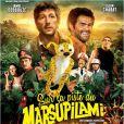 Sur la piste du Marsupilami est le plus gros succès français en 2012