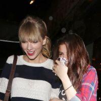 Selena Gomez  : Taylor Swift se confie à elle après sa rupture !