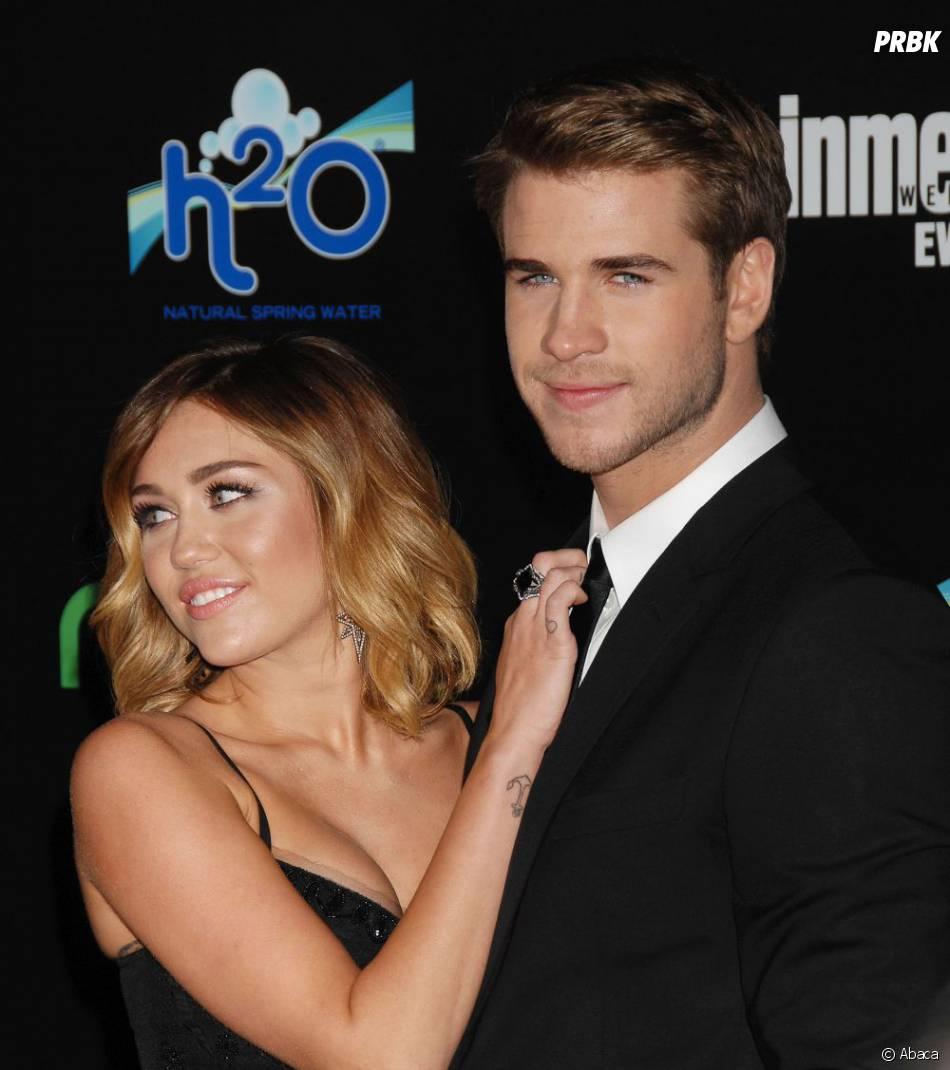 Miley Cyrus et Liam Hemsworth pourraient bien avoir convolé !
