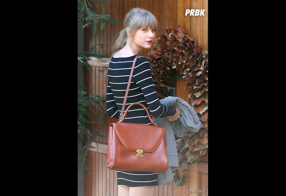 Taylor Swift va avoir de quoi écrire une nouvelle chanson
