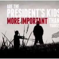 Barack Obama : ses filles prises à partie par la NRA dans un spot choc