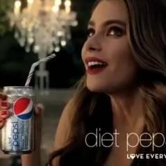 Sofia Vergara : en mode MILF pour la nouvelle pub Pepsi Light !