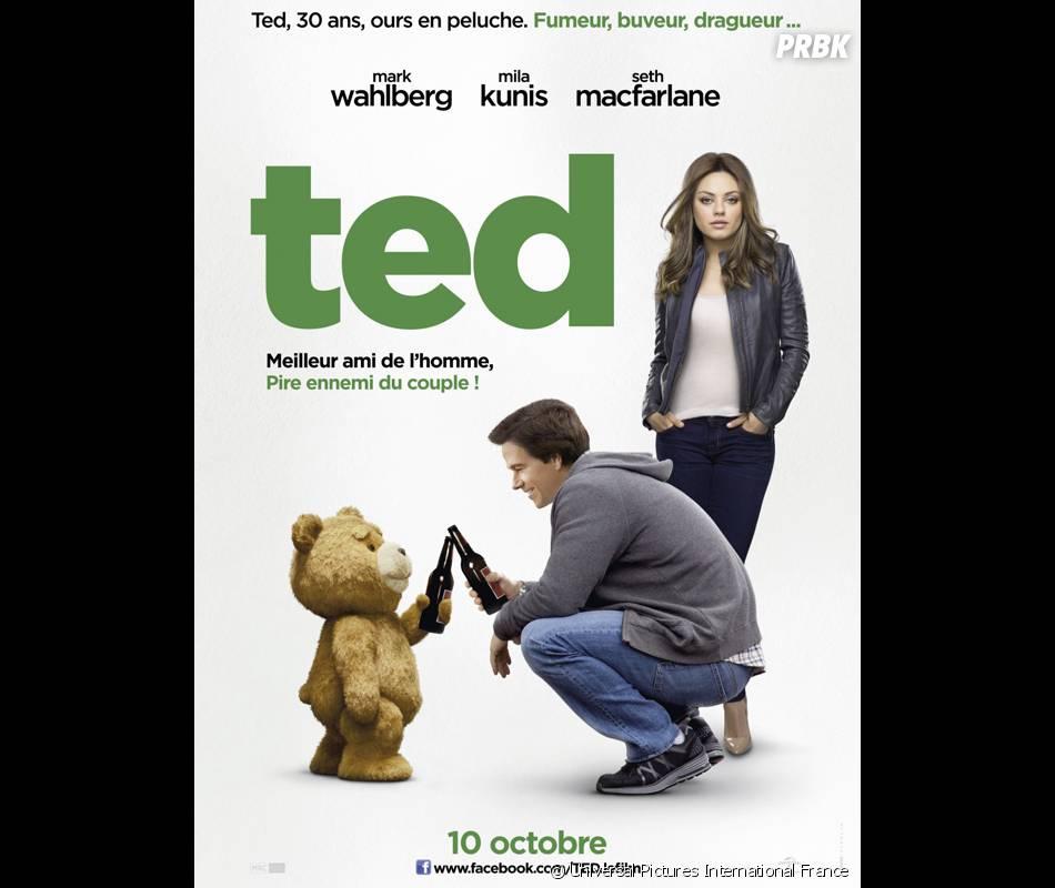 Ted viendra mettre l'ambiance aux oscars le 24 février prochain.