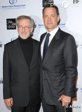 Tom Hanks et Steven Spielberg développent un nouveau projet de série