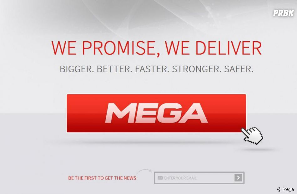 Mega a été victime de son succès.