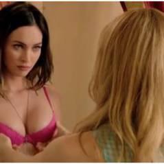 Megan Fox : le bêtisier où elle se fait toucher les seins