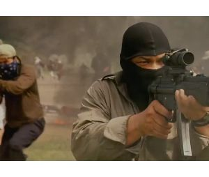 Les terroristes passent à l'attaque dans Olympus Has Fallen