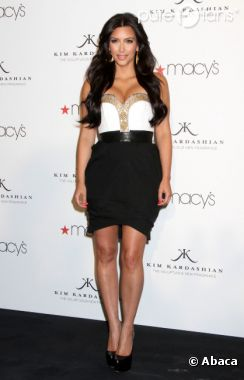 Kim Kardashian ne s'est jamais fait battre par sa mère !