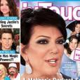 La belle-mère de Kim Kardashian a juste voulu faire le buzz !