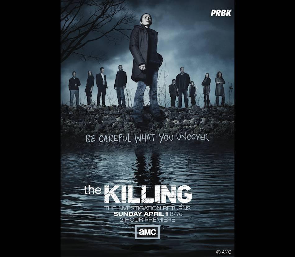 Le tournage de la saison 3 de The Killing débutera en février