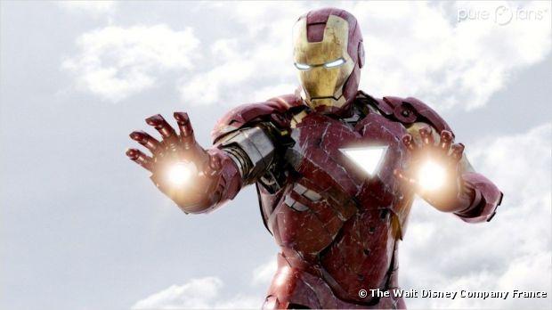 Voyage dans l'espace pour Iron Man ?