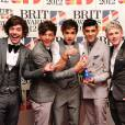 Les One Direction gagnent 17 millions d'euros chacun