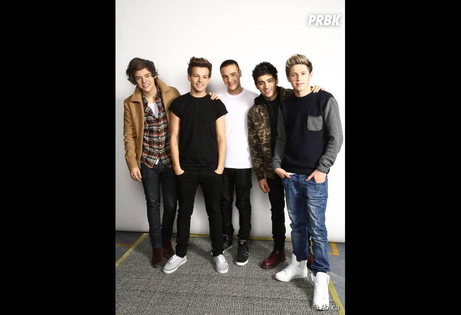 Découvrez le salaire des One Direction !