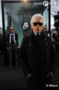 Karl Lagerfeld s'en prend à Michelle Obama.