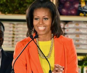 Michelle Obama avant !