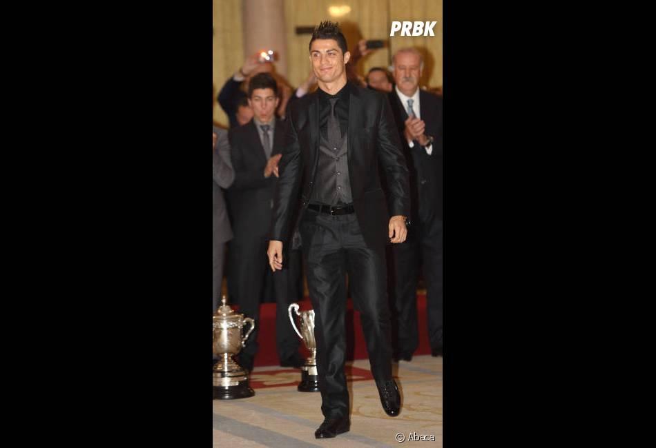 Les dessous de Cristiano Ronaldo devraient être sexy !